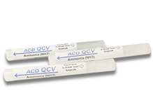 Quick Check Vials (QCV) for the ACD QC-50 & QC-100