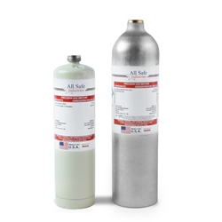 5 ppm Benzene Calibration Gas from All Safe Industries