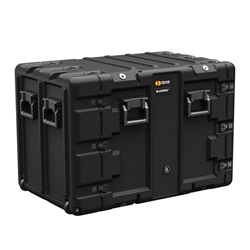 Double End Rackmount Black Box-11U