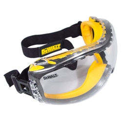 Concealer Safety Goggles from DeWALT