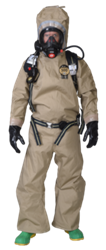 DuraChem 500 CBRN/Hazmat Protection Encapsulated Suit from Kappler