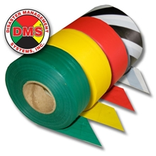 Triage Ribbon Replacement Pack from Disaster Management Systems