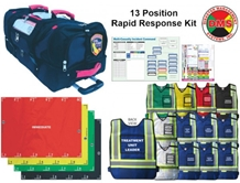 Rapid Response Kit - 13 Position DMS-05002RD