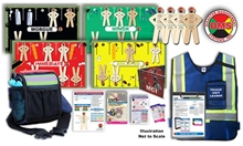 CERT MCI Tabletop Training Kit DMS-05842