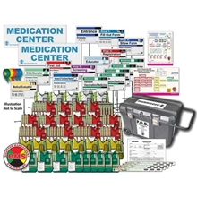 Mass Vaccination & Dispensing Solution Flag, Banner, & Vest Kit from Disaster Management Systems