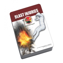 Blast Injuries Deck from Disaster Management Systems