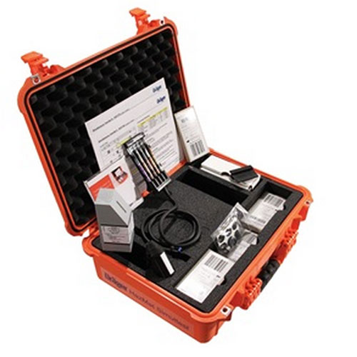 Haz-Mat Simultest Kit w/out Accuro Pump from Draeger