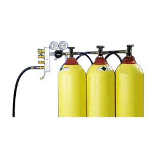 Single Cascade Breathing Air System from Draeger