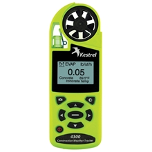 Kestrel Meter 5200 Professional Environmental Meter from Kestrel
