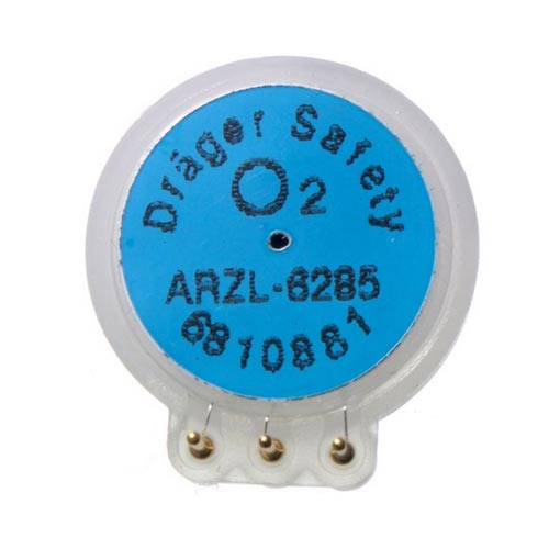 XXS Oxygen (O2) Replacement Sensor from Draeger