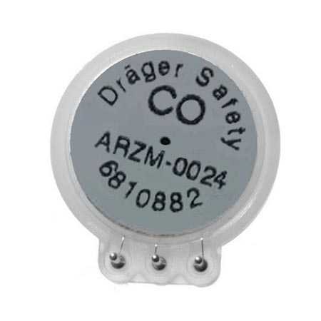 XXS Carbon Monoxide (CO) Replacement Sensor from Draeger