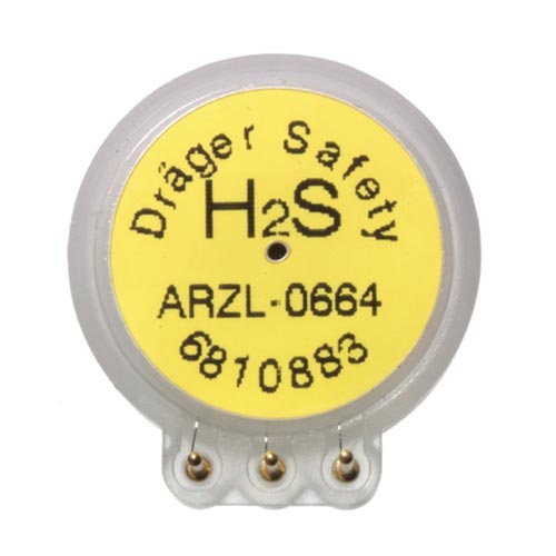 XXS Hydrogen Sulfide (H2S) Replacement Sensor from Draeger