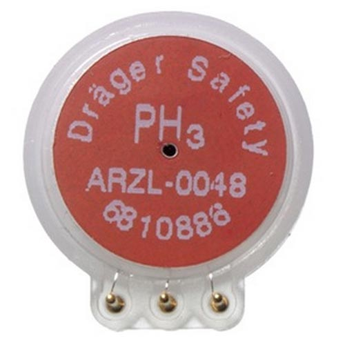 XXS Phosphine (PH3) Replacement Sensor from Draeger