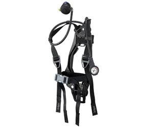 PAS Lite Industrial SCBA from Draeger