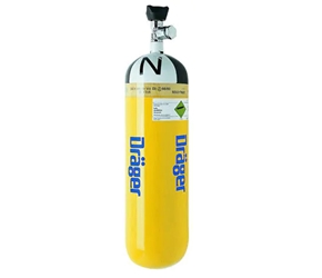 Draeger Compressed Air Breathing Cylinders from Draeger