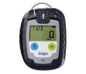 Draeger Pac 6000 2-Year Single Gas Monitor from Draeger