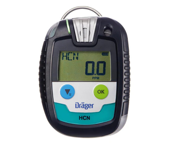Draeger Pac 8000 Single Gas Monitor from Draeger