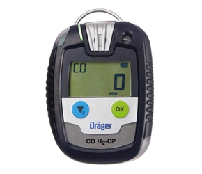 Draeger Pac 8500 Single or Dual Gas Monitor from Draeger