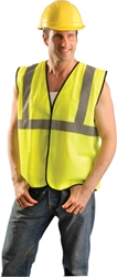 Solid Standard Safety Vest from Occunomix