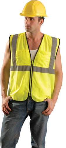 Mesh Surveyor Vest from Occunomix