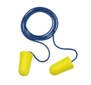 E-A-R TaperFit EarPlugs, Corded from E-A-R by 3M