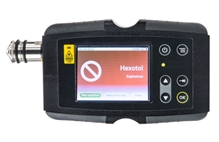 100 Indicator Handheld Raman Spectrometer from Environics