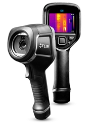 FLIR E6 IR Thermal Camera w/ MSX and WiFi from FLIR