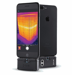 FLIR ONE Pro LT Thermal Camera for iOS & Android from FLIR