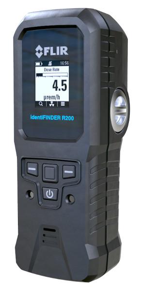 identiFINDER R200 Radiation Detector from FLIR