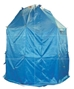"2-Line, 3 or 4 Stage Mass Casualty Decon Shower System 10'W x 15""L x 9'H - DAT QE3535S"