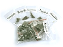 Alligator Clip Assembly for ToxiRAE 3 or Pro (Pack of 10) from RAE Systems by Honeywell