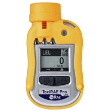 ToxiRAE Pro LEL Personal Monitor for Combustible Gases (PGM-1820) from RAE Systems by Honeywell