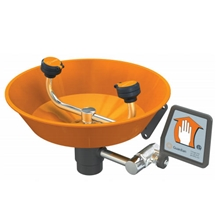 Guardian Eyewash, Wall Mounted, Plastic Bowl from Guardian Equipment