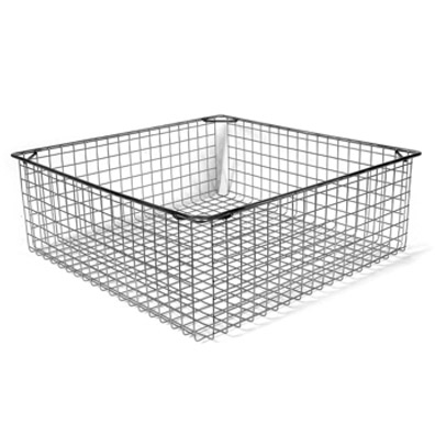 Respirator Basket from Georgia Steel
