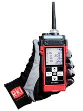 GX-2012 Sample Draw Confined Space Monitor from RKI Instruments