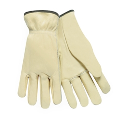 Cow Grain Leather Work Glove