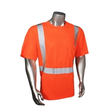 Orange Hydrowick Safety T-shirt from Radians