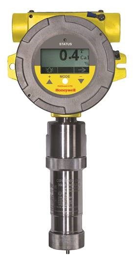 RAEGuard 2 PID Fixed Gas Detector from Honeywell