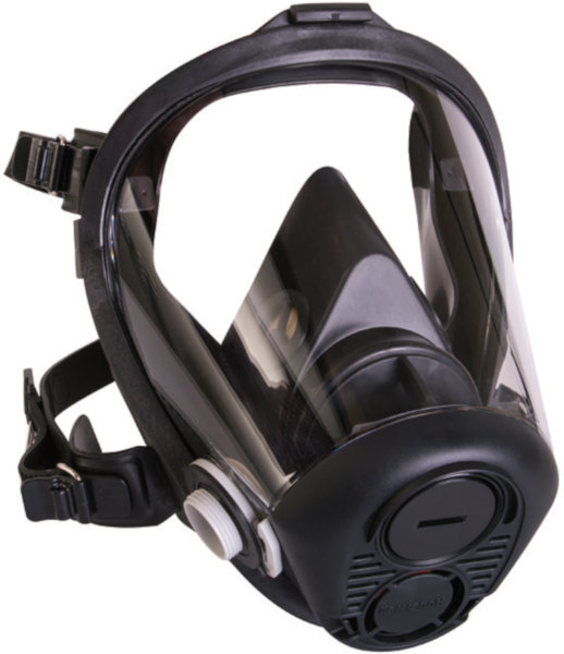 North RS6500 Full Face Respirator w/ 5-Point Strap from Honeywell