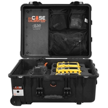 3-Meter AutoRAE 2 Cradle inCase Calibration Kit for RAE MultiRAE from inCase Calibration by All Safe Industries