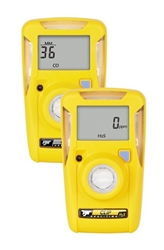BW Clip 3-Year Single Gas Detector BWC3-H, BWC3-M