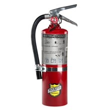10 lb ABC Dry Chemical Fire Extinguisher