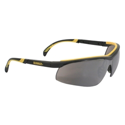 DC Silver Mirror Safety Glasses