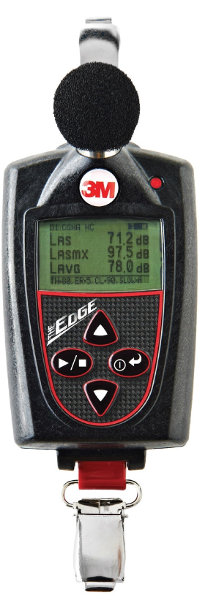 Quest Edge 5 Noise Dosimeter, Single Meter