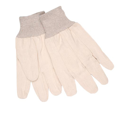 Memphis 8 oz. Cotton Canvas General Purpose Gloves from MCR Safety
