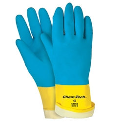 Memphis Unsupported Neoprene Gloves from MCR Safety