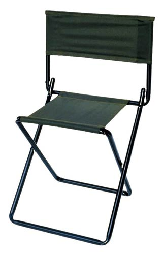Heavy Duty Non-Sink Folding Chair from Blantex