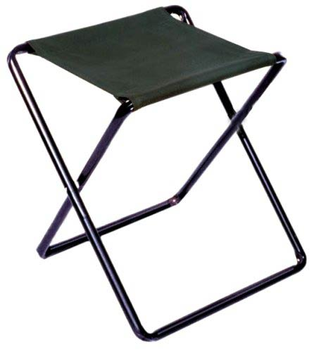 Non-Sink Folding Stool from Blantex