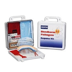 North Bloodborne Pathogen Response Kits from North by Honeywell