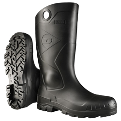 "Chesapeake 14"" Plain Toe Rubber Boots from Dunlop Boots"